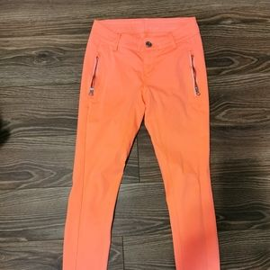 Lululemon Zipper fly pants